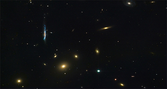 NGC 3842