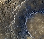 Color image of Rachmaninoff basin