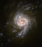 Starburst galaxy NGC 3310. Credit: NASA and The Hubble Heritage Team (STScI/AURA)