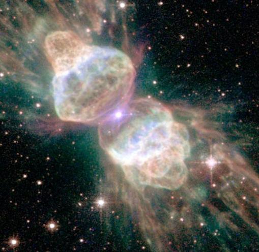 Planetary Nebula Mz3