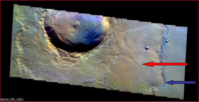 Rampart Craters