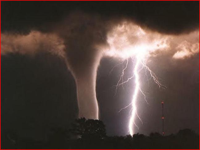 Dust Devils or Tornados?