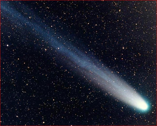 The Comet and the Future of Science