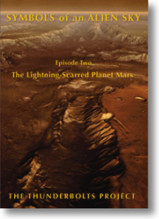 Symbols of an Alien Sky Episode 2, The Lightning-Scarred Planet Mars