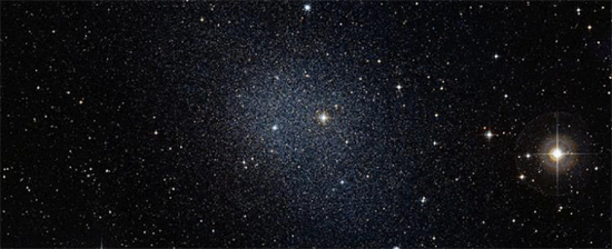 The Fornax Dwarf Galaxy orbits the Milky Way