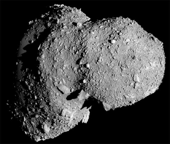 Asteroid 25143 Itokawa