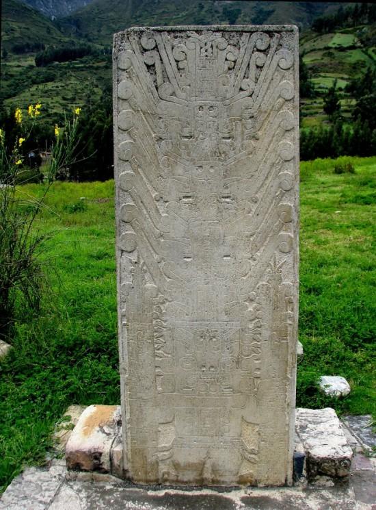 The Raymondi (1200-200 BCE).