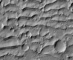 Medusae Fossae on Mars