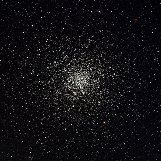 Globular cluster M4. Credit: NOAO/AURA/NSF