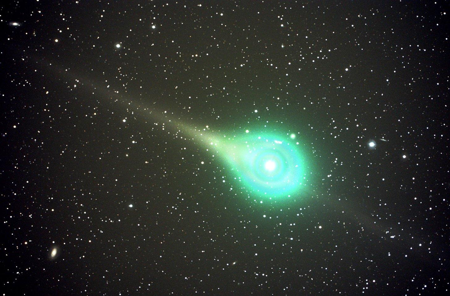 Electric Comet