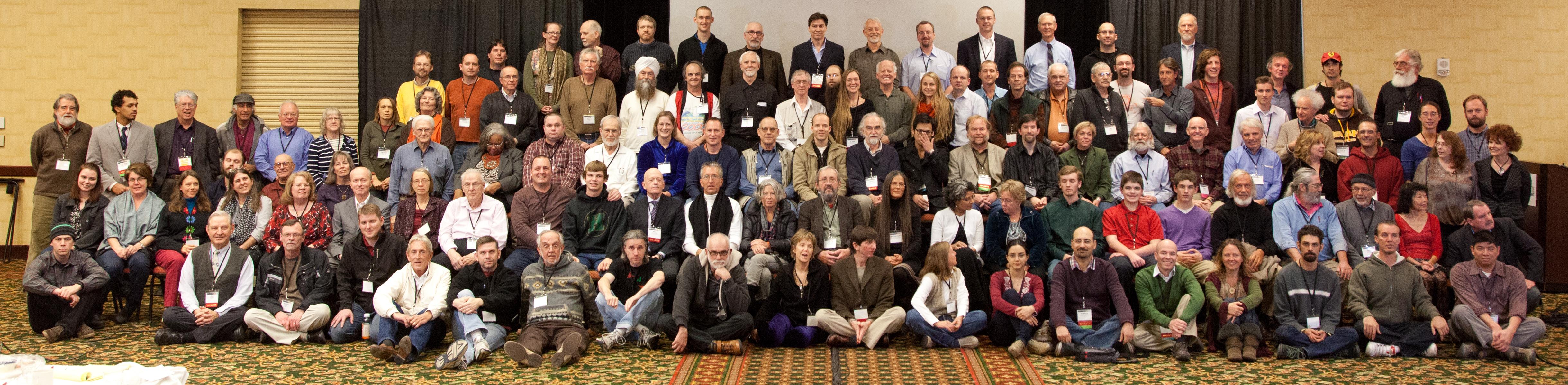 EU2013 Attendees