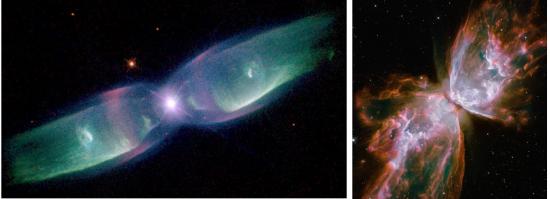 Cosmic Thunderbolt Nebulas #2