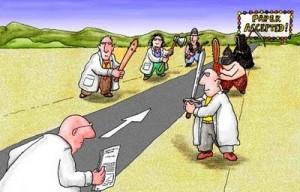 Domingos - Trocar ideias s/ teoria do Universo Elétrico CM-4-Peer-Review-Cartoon2-300x192