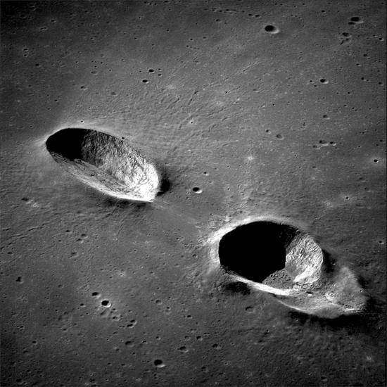 Lunar Crater An...