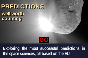 Predictions of the Electric Universe