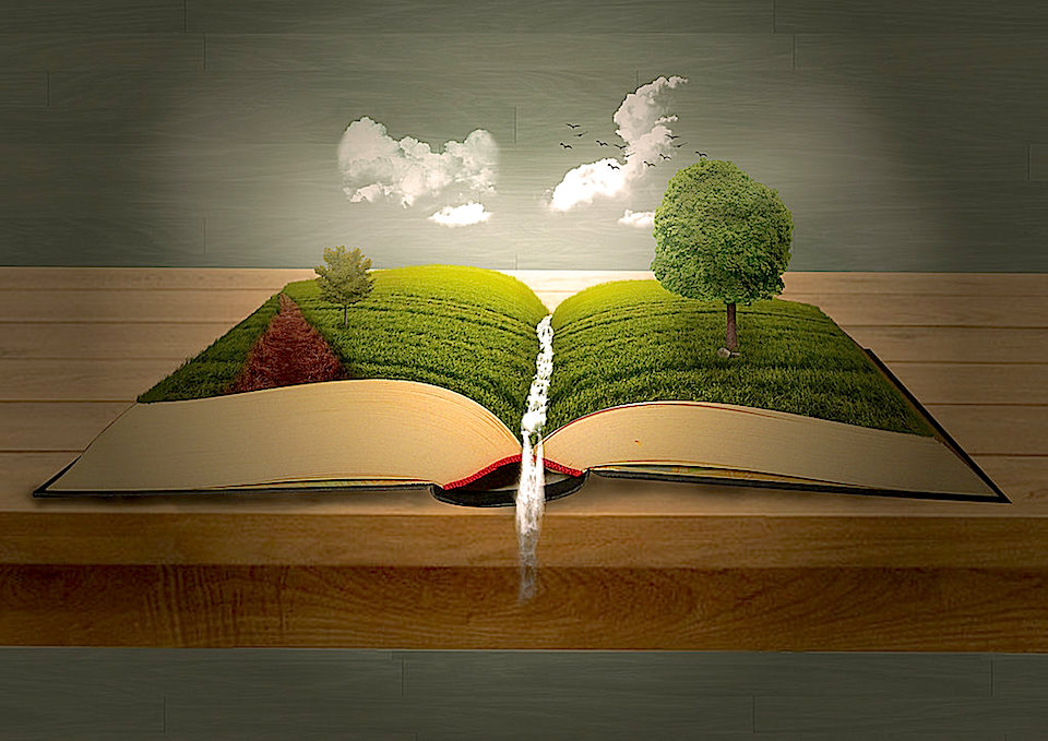 ... of Nature and the Nature of Books – The Thunderbolts Project