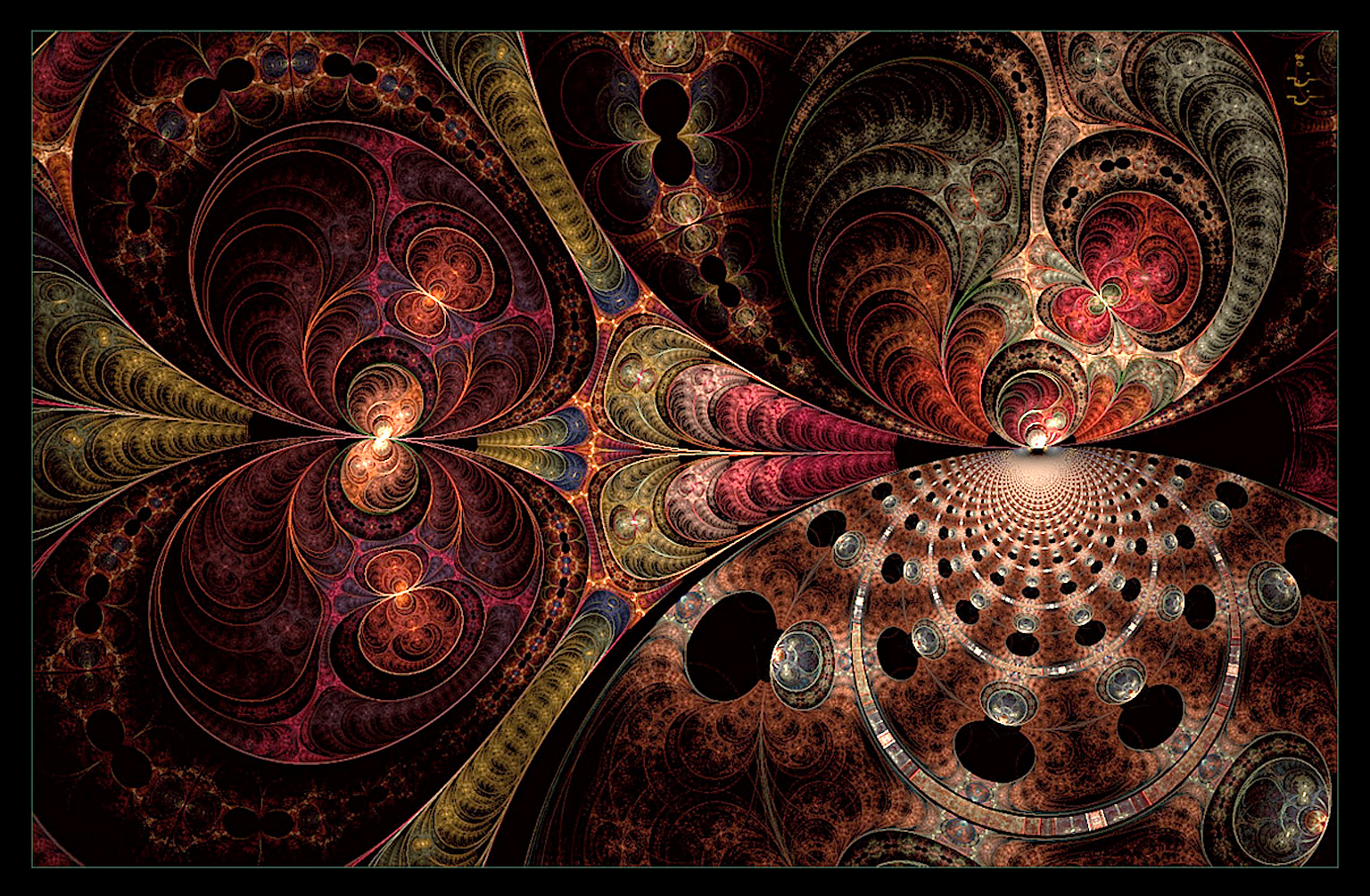 """Plasmagon"" by Cory Ench"