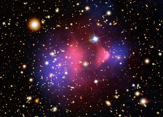 Thunderblog Gravitational Lensing