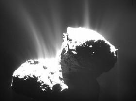 Thunderblog -- Comet 67P 400X299