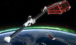 Space News -- Swarm_spacecraft