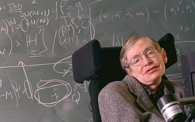 Thunderblog -- Stephen Hawking photo 6390329