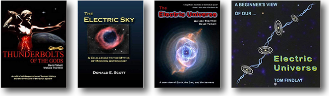Electric Universe Books