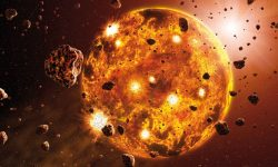 Space News -- accretion-nature